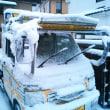 やっと、冬らしき雪」に・・(^o^)