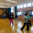 太極拳の練習