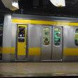 2018年2月23日,今朝の中央総武緩行線 E231-0番台