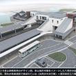 JR安土新駅舎完成