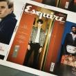 「Esquire」Nov.2017 no.266 !!! にイジョンソク!