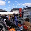 4月15日告示の藤枝市議会議員選挙に立候補予定の八木勝さんの事務所開き