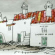 1346.カステロ・デ・ヴィデの町角