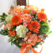 福岡市内へお花のお届け