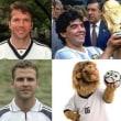 ドイツW杯のマスコット