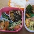 ウインナー&ニラ玉炒め弁当