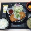 また「松のや 岡山厚生町店」へ。