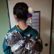 成人式のリハーサル14人目は堺市美原区のKさまでした。
