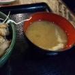 京成大久保 まんぷく食堂 ワンコイン丼 2丼食い(^^)(*^^*)