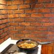 翌日の肉団子編: 餃子 + ワイン物語@鎌倉七里ガ浜自宅厨房のつづき