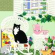 Cardごのみ516~避暑地の猫&愉快な海中散歩