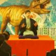 県議会議連の芸術文化セミナーでの落語