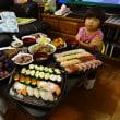 生後100日、お食い初めの儀式^^