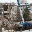 ロシアの住居ビルでガス爆発 4人死亡、数十人不明