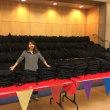 アメリカのNGOインターンシップ・バックトゥザスクールというイベントの準備