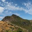 安達太良山(5)鉄山でランチ