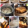 福山-台湾祭り大盛況