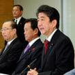 安倍首相 来年10月 消費税10%を指示!
