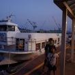 呉湾の艦船めぐりを体験してきました。