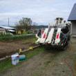 今年の水稲農業集大成