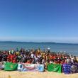 ふくつビーチサッカーフェスティバル2018大成功!