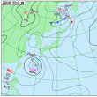 台風10号沖永良部島で瞬間最大26.7m #2018台風10号21日#沖永良部風速26.7m