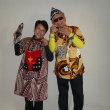 パプアの民族衣装 11/21(火)UD様No.86 太陽のような方が・・