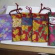 また小袋を作りました
