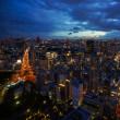プチオフ会「東京タワーにて」 風景写真 / Sony α7RⅡ