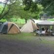 2018 お盆のキャンプ場