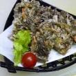 食物繊維やミネラルがたっぷり「もずく天ぷら」