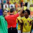 コロンビアに歴史的勝利というが・・・
