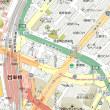 10月の銀座:新橋交差点から国道15号線・銀座八丁目地区内へ PART2