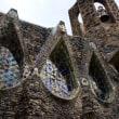 バルセロナにて その7 コロニア・グエル教会