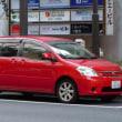 Toyota Raum 2006- パノラマオープンドアを採用した2代目のトヨタ ラウム