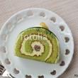 fotolia「抹茶のロールケーキ」の巻
