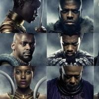「ブラックパンサー」Black Panther (2018 MARVEL=ディズニー)
