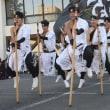 朝霞富士見町内会祭りの夏舞徒・・1 パート3