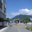 甲州街道を歩く-笹子峠~甲府まで その17