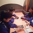 入船茶屋の中学生の職場体験(立川第一中学校2017年10月27日 4日目