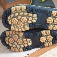 長靴の買い替え
