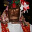 鹿狩りの神様が舞う/中之又神楽の「鹿倉舞」 [九州脊梁山地・山人の秘儀と仮面神<5>]*  「鹿倉祭り」は山神の儀礼④