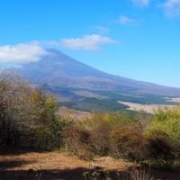 愛鷹山を縦走してきました。