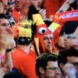 【FIFA・W杯】各国応援席