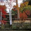 横蔵寺の紅葉 3