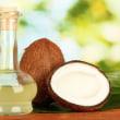 ココナッツオイルの効用