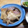 「鯛のアラ煮」365kcal
