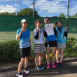 県民スポーツ大会岐阜地区予選硬式テニス大会