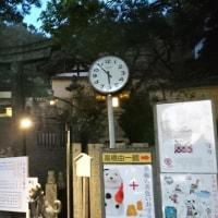 石段1368段ウォーキング&ローラー台・2時間10分_20181018