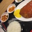 永登浦(ヨンドンポ)で味わう!3500ウォン(約350円)激安セット。